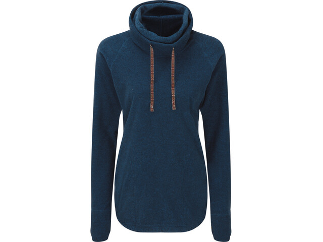 Sherpa Rolpa Pullover Dames, raja blue